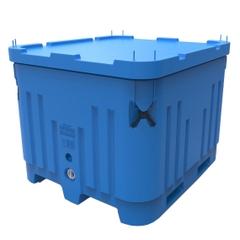 Polar® PB1545 - 179 Gallon Insulated Bin w/Drain (24 cu ft)