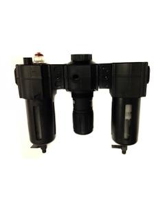 Regulator Filter and Lubricator for 3/4 To 1 Hp Air Motors