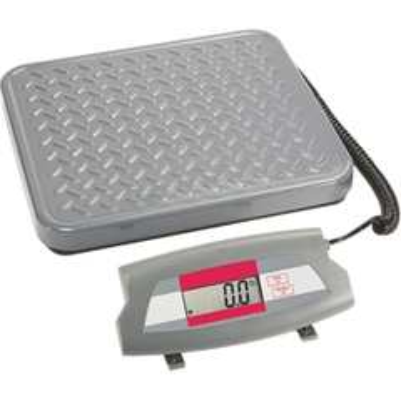 "12.4"" x 11.8"" Standard Duty Platform Digital Bench Scale, 440 Lb x .2 Lb"