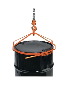 Economy Drum Lifter for 55 Gallon Tight Head Steel Drums (700 lb. Capacity)