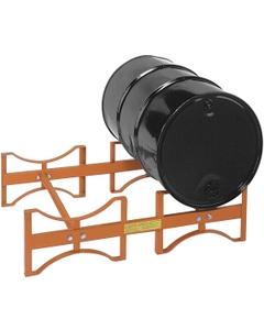 2-Drum Stackable Drum Rack, 1,600 lb. Capacity