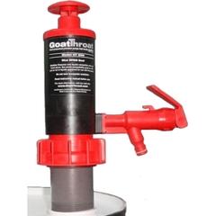 GoatThroat™ Pump w/Nitrile Seal & 4