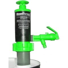 "GoatThroat™ Pump w/Viton Seal & 4"" Drum Standoff"
