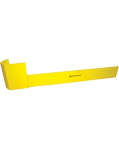 """48"""" x 12"""" Space Saving Left Hand Style Rack Protector"""