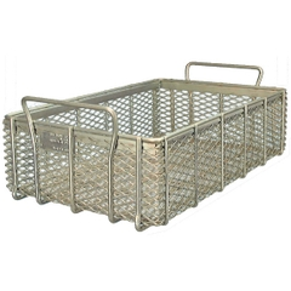 Steel Mesh Parts Washer Basket