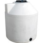 305 Gallon White HDPE Vertical Storage Tank