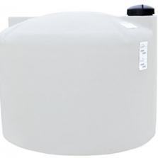 120 Gallon White HDPE Vertical Storage Tank