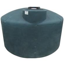1,100 Gallon Dark Green HDPE Vertical Water Storage Tank