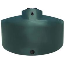 1,550 Gallon Dark Green HDPE Vertical Water Storage Tank (California Version)
