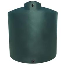 5,000 Gallon Dark Green HDPE Vertical Water Tank (California Version)