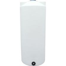 50 Gallon White HDPE Vertical Storage Tank