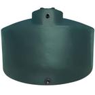 2,500 Gallon Dark Green HDPE Vertical Water Storage Tank (California Version)