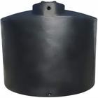 2,500 Gallon Black HDPE Vertical Water Storage Tank