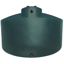 3,000 Gallon Dark Green HDPE Vertical Water Storage Tank (California Version)