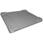 ArmorBin® Gray Heavy Duty Stacking Cover For Series 5000-7000