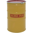 96 Gallon Steel Salvage Drum, UN-Rated, Unlined, 16GA, Cover w/Bolt Ring