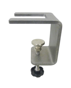 Stainless Steel Bench Clamp for 26BESS Support Stand Capping