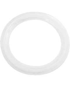 """2"""" Silicone Gasket for Tri-Clamp Connection"""