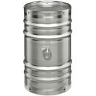 "25 Gallon Stainless Steel Wine Barrel w/2"" Tri-Clover"
