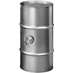16 Gallon Stainless Steel Wine Barrel w/2