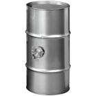 "16 Gallon Stainless Steel Wine Barrel w/2"" Tri-Clover"