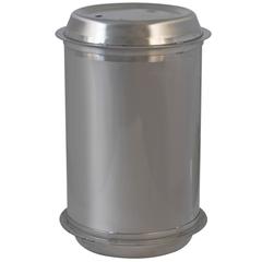 """60 Gallon Stainless Steel Wine Barrel w/ 2"""" Ferrule Clamp"""