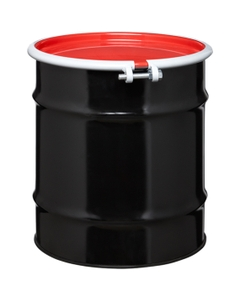 20 Gallon TIH Steel Overpack Drum w/Bolt Ring Closure