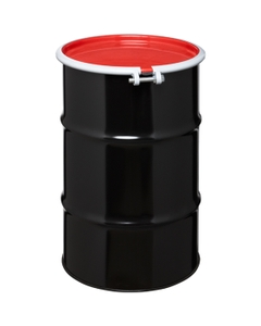 30 Gallon TIH Steel Overpack Drum w/Bolt Ring Closure