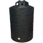 500 Gallon Dark Green HDPE Vertical Water Storage Tank (California Version)