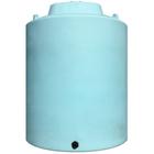 10,000 Gallon Blue HDPE Vertical Storage Tank (Heavy Weight)