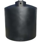 10,000 Gallon Black HDPE Vertical Water Storage Tank