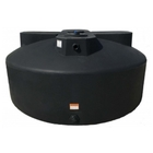 600 Gallon Black HDPE Vertical Water Tank