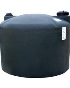 120 Gallon Black HDPE Vertical Water Storage Tank