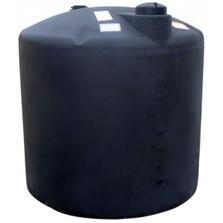 220 Gallon Dark Green HDPE Vertical Water Storage Tank