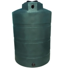 1,000 Gallon Dark Green HDPE Vertical Water Storage Tank (California Version)