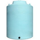 12,000 Gallon Blue HDPE Vertical Storage Tank (Heavy Weight)