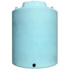 15,500 Gallon Blue HDPE Vertical Storage Tank (Heavy Weight)