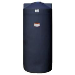 200 Gallon Black HDPE Vertical Water Storage Tank