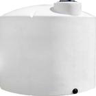 "1,000 Gallon White HDPE Vertical Storage Tank, 72"" x 66"""