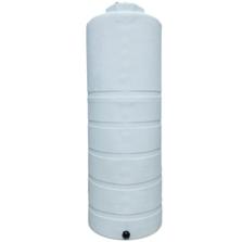 1,505 Gallon White HDPE Vertical Storage Tank