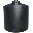 2,100 Gallon Black HDPE Vertical Water Storage Tank