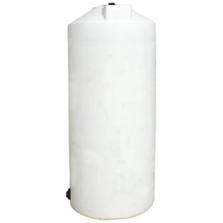 210 Gallon White HDPE Vertical Storage Tank