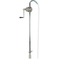 High Flow Aluminum Rotary Drum Pump