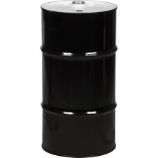 """16 Gallon Tight Head Steel Drum, UN Rated, 2"""" & 3/4"""" Fittings, Unlined"""