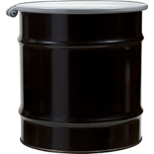 20 Gallon Steel Drum, UN Rated, Lined