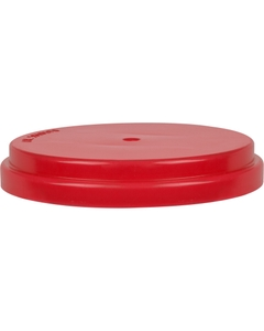 """2"""" SnapSeal® R-2 Red Plastic Capseal for Steel Drums"""