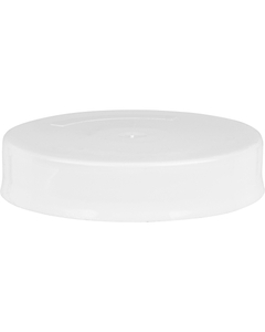 """2"""" SnapSeal® Q-2 White Plastic Capseal for Greif Drums"""