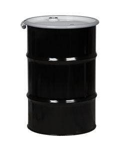 """30 Gallon Steel Drum, UN Rated, 2"""" & 3/4"""" Fittings"""