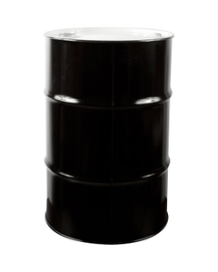 """30 Gallon Tight Head Steel Drum, UN Rated, 2"""" & 3/4"""" Fittings, Unlined"""