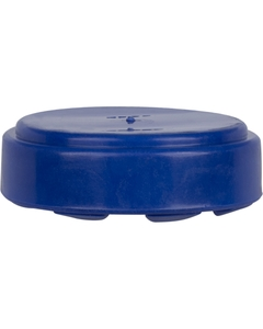 """3/4"""" SnapSeal® T-3/4 Blue Plastic Capseal for Steel Drums"""